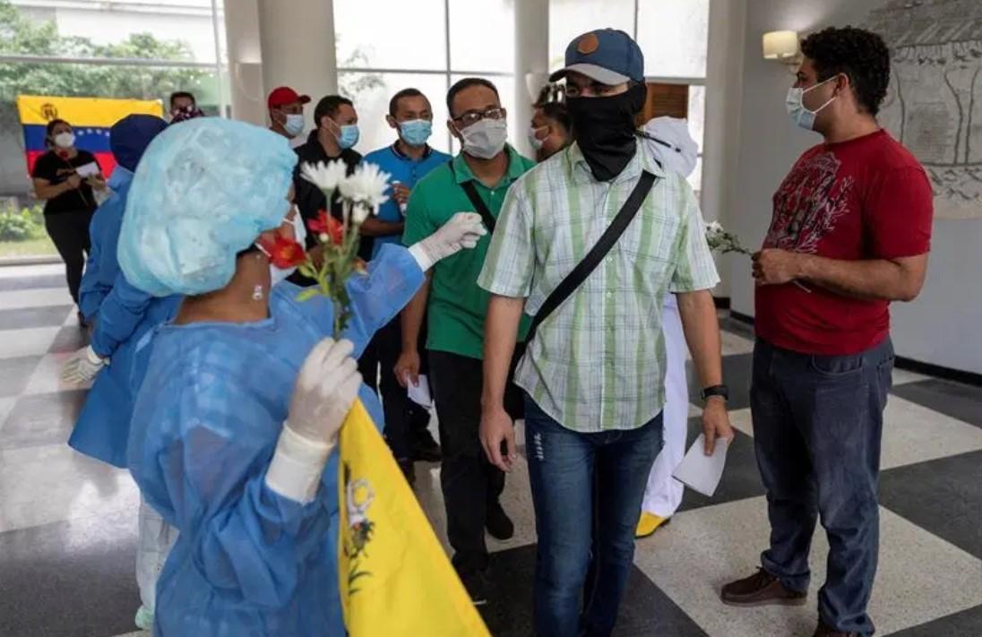 #Venezuela | Se registraron 393 nuevos contagios por Covid-19