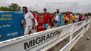 Migracion Colombia | Foto: AFP