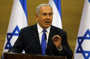Benjamin Netanyahu - Israel   Foto: AFP
