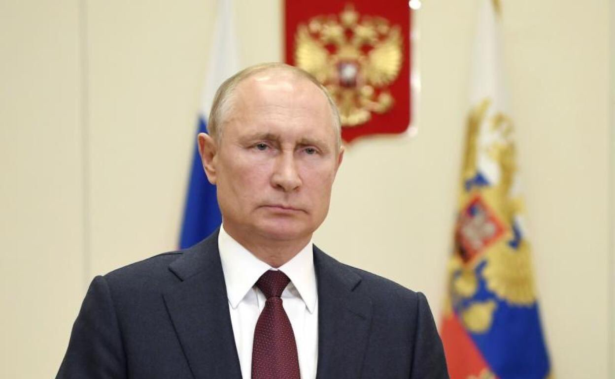 Vladimir Putin informó que será vacunado