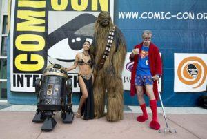 San Diego Comic Con | Foto AFP