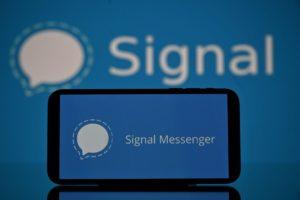 Signal | Foto: AFP