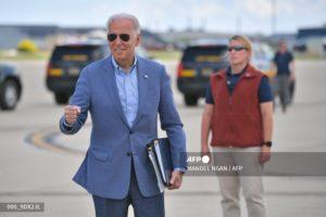 Biden celebra la independencia de Estados Unidos de la pandemia