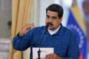 Nicolás Maduro. Foto: AFP